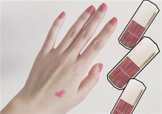 卸妆油可以卸指甲油吗 卸妆油能卸指甲油吗