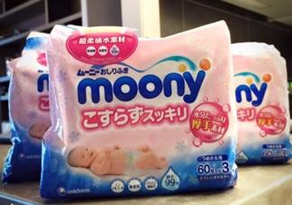 宝妈推荐:Moony日本顶级版湿巾超好用