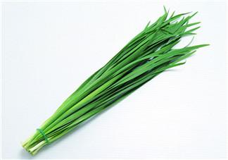 吃韭菜为什么口臭?吃韭菜胀气怎么缓解?
