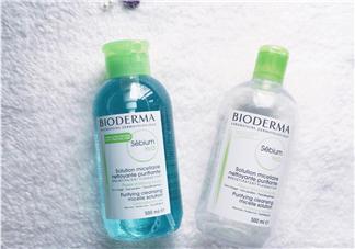 贝德玛卸妆水和洁肤液的区别