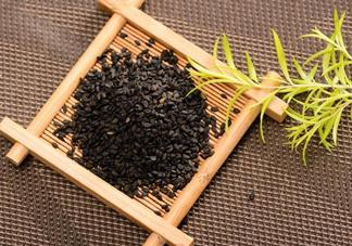 黑芝麻能补钙吗?黑芝麻怎么吃补钙?