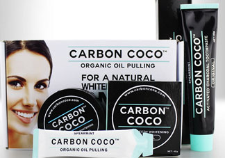 carbon coco活性炭牙粉怎么样_好用吗