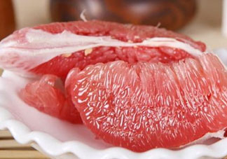 红心柚子宝宝可以吃吗 红心柚子孕妇可以吃吗