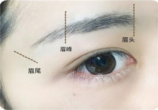 画眉步骤图解新手入门 画眉如何画眉尾