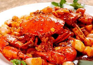 香辣蟹用什么酱 香辣蟹的调料