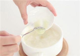 婴儿米粉怎么分段 婴儿米粉为什么要分段