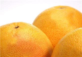 柚子皮怎么吃?如何选购柚子?
