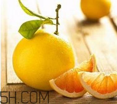 红心柚子是转基因的吗?柚子皮泡水的功效