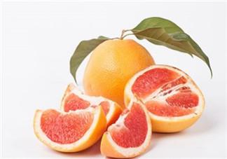 红心柚的功效与作用 冰糖柚子皮的做法