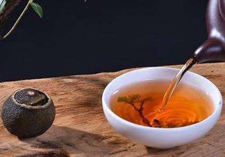 柑普茶什么人不能喝?柑普茶为什么这么火