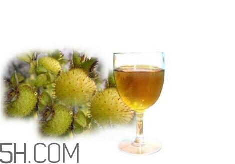 刺梨什么时分红熟?刺梨泡酒拥有什么成效