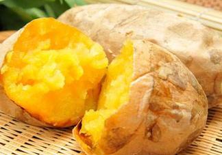 吃红薯为什么会放屁?吃红薯为什么肚子胀