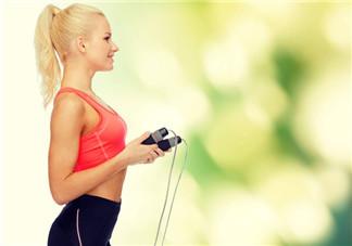 怎样跳绳能减肚子赘肉?冬天跳绳不出汗能减肥吗?