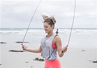 什么时候跳绳减肥效果最好?跳绳漏尿是怎么回事?