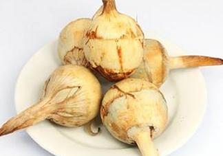 多吃慈菇有什么好处和害处?慈菇怎么保存