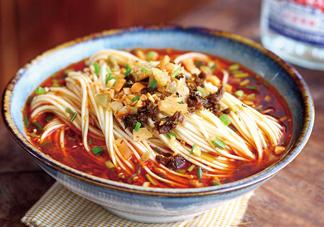 重庆小面是是什么面?重庆小面是汤面还是拌面?