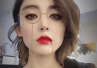 娜扎吸血鬼妆容是用的什么软件?娜扎吸血鬼妆容操作步骤