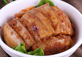 粉蒸肉可以用高压锅吗?粉蒸肉可以放多久