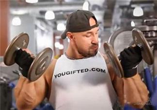 哑铃弯举重量多少合适?哑铃弯举重量是一对还是一个?