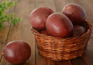 百香果什么时候吃最好?百香果什么季节成熟