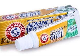 美国arm&hammer艾禾美小苏打牙膏好用吗?测评