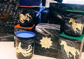 diptyque2017圣诞星座神话香氛蜡烛怎么用_使用方法