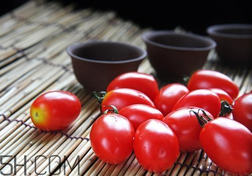 减肥晚上能吃圣女果吗图片