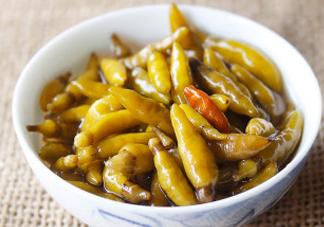 泡椒吃多了有害吗?泡椒怎么做又脆又好吃