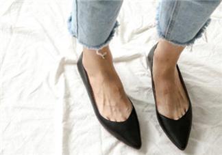 尖头鞋显脚长吗?脚大能穿尖头鞋吗?
