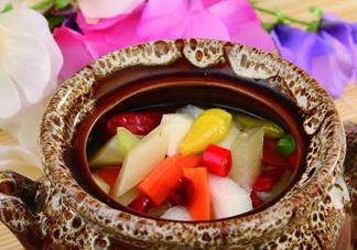 泡菜水用什么水最好?四川泡菜的酸水怎么做