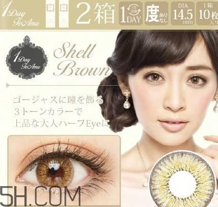 日本旅游必买化妆品推荐 日本美瞳哪个牌子好