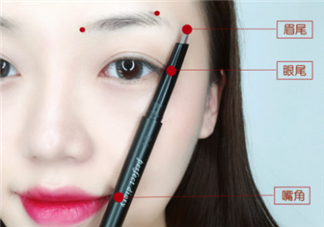 怎样画适合自己的眉毛 超详细画眉步骤图解