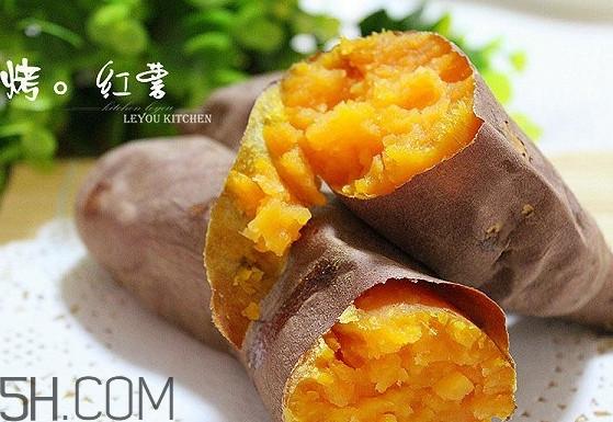 烤红薯用哪种红薯好?用烤箱烤红薯温度和时间是多少