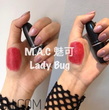 mac番茄色是几号色 mac番茄红色号