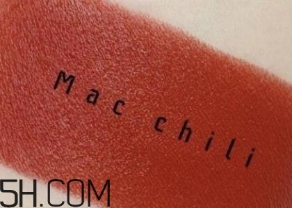 mac小辣椒口红什么色号?mac小辣椒是多少号