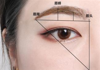 最简单的画眉方法 新手画眉最简单方法