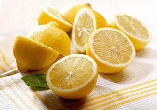 用柠檬水洗脸可以吗?柠檬水洗脸的功效是什么呢?