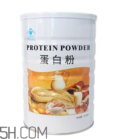 蛋白质粉会长肌肉吗?减肥可以喝蛋白质粉吗?