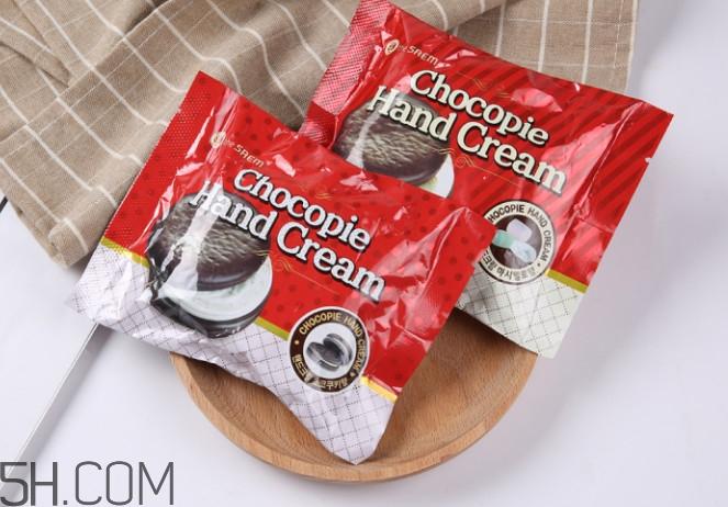 得鲜巧克力派养护顺手霜怎么样