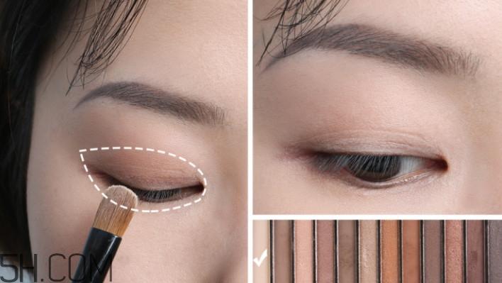 复古妆容教程图片