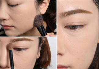 快速化妆好看又自然的方法 5分钟速成妆容