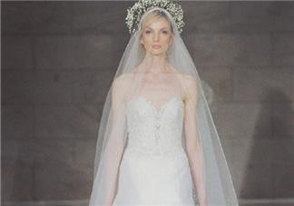 reem acra2018秋冬婚纱系列好看吗_有哪些款式?
