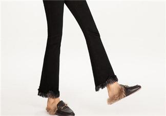 喇叭裤太长了怎么办?喇叭裤怎么改短?