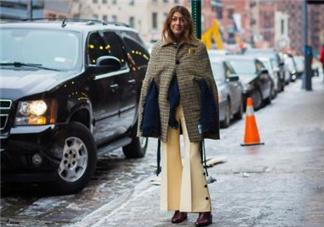 冬天穿喇叭裤怎么搭配?冬天喇叭裤搭配图片