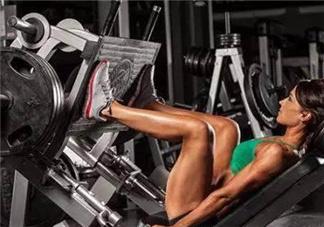 腿举可以代替深蹲吗?腿举和深蹲哪个好?
