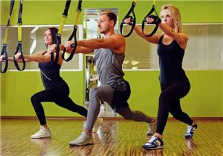 trx训练能增肌吗?trx可以代替杠铃吗?