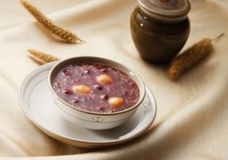 红豆薏米加红糖好吗?红豆薏米加红糖的功效有哪些?