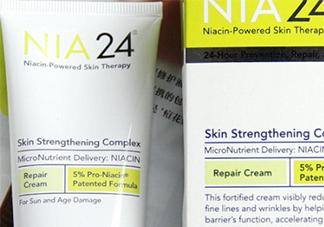 强奸霜是什么护肤品?NIA24强健霜好用吗?