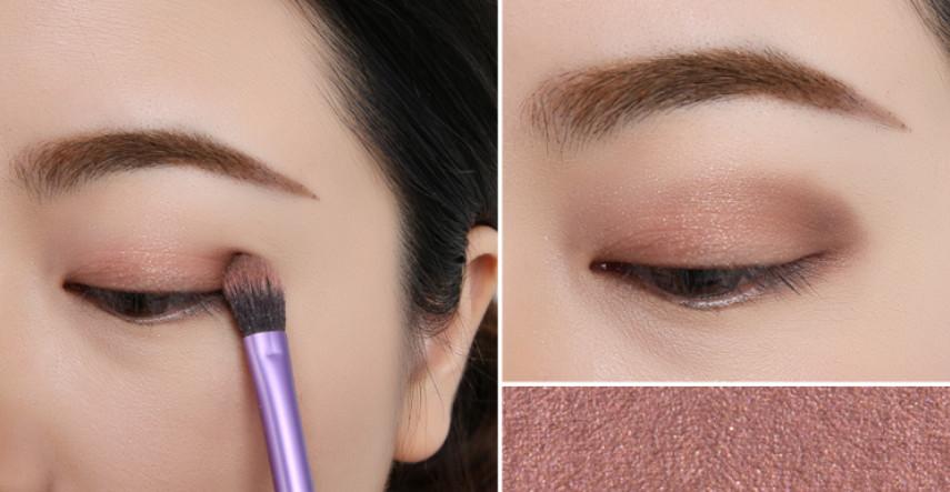 小丑女眼妆教程图片