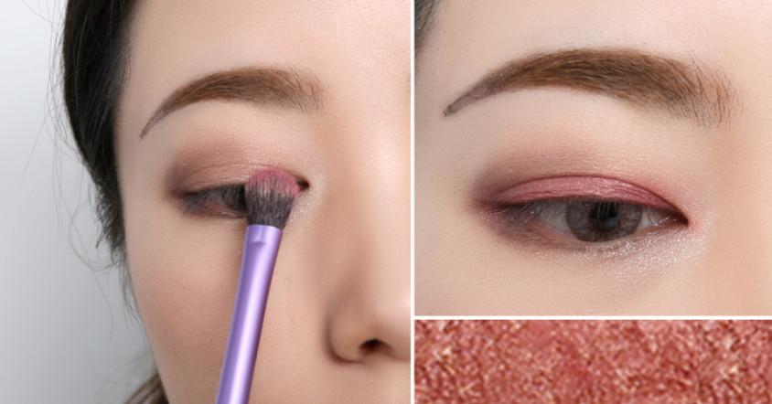 小丑女妆容分析图片